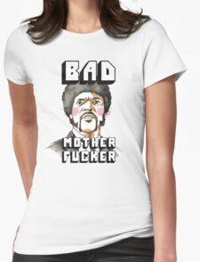Pulp fiction - Jules Winnfield - Bad mother fucker Womens Fitted T-Shirt