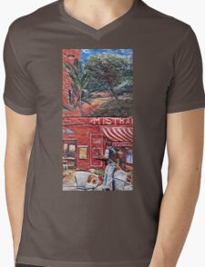 """Exclusive: """" Love Provence """" / My Creations Artistic Sculpture Relief fact Main 26  (c)(h) by Olao-Olavia / Okaio Créations Mens V-Neck T-Shirt"""