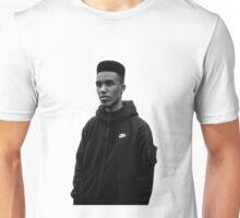 Novelist Grime Artist Black White Unisex T-Shirt