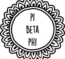 Pi Beta Phi by sophhsophh