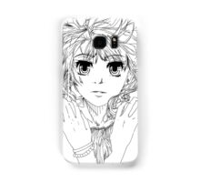 Anime Girl Samsung Galaxy Case/Skin