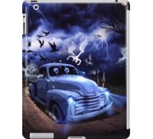 THE FEARLESS GHOST TRUCK iPad Case/Skin