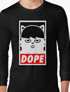 Hip Hop Monster DOPE ( Jimin - BTS ) Long Sleeve T-Shirt