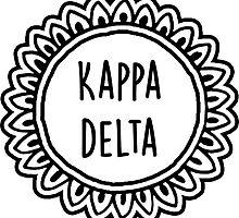Kappa Delta by sophhsophh
