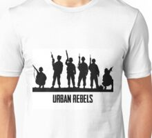 Urban Rebels  Unisex T-Shirt