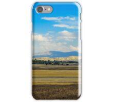 Turkish Countryside 2 iPhone Case/Skin