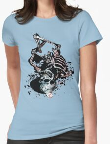 Death Memories Womens Fitted T-Shirt