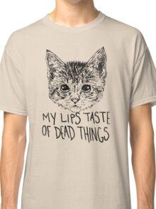 Morbid Kitten Classic T-Shirt