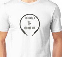Get Amp ( musicians stuff) Unisex T-Shirt