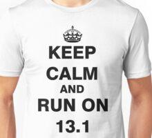 13.1 Half Marathon Unisex T-Shirt