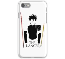 Diarmuid The Lancer (Fate Zero) iPhone Case/Skin