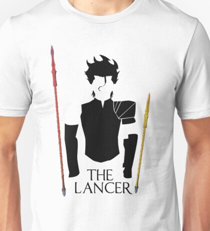 Diarmuid The Lancer (Fate Zero) Unisex T-Shirt