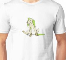 youre looking prety greeny today Unisex T-Shirt