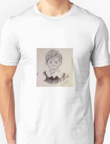Judge Judy Portrait  Unisex T-Shirt