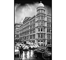 O'Neill's and Sixth Avenue Photographic Print