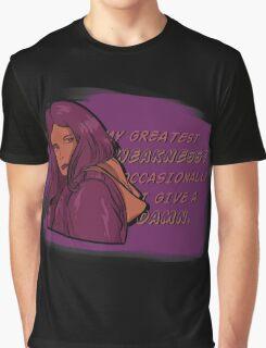 Jessica's Weakness Graphic T-Shirt
