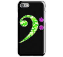 YUNG BASS iPhone Case/Skin