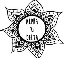Alpha Xi Delta by sophhsophh