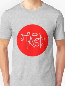 Red Sun TASE Tag Unisex T-Shirt