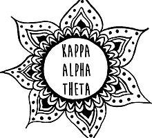 Kappa Alpha Theta by sophhsophh
