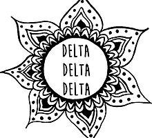 Delta Delta Delta by sophhsophh