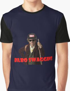 Bilbo-Swaggins Cap Graphic T-Shirt
