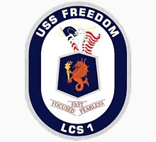 LCS-1 USS Freedom Unisex T-Shirt