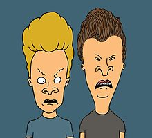 Beavis and Butt-Head by welovevintage