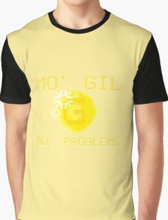 Mo' Gil, Mo' Problems Graphic T-Shirt