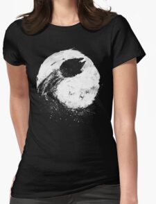 Midnight Awakening Womens Fitted T-Shirt