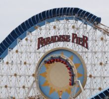 California Screamin' - Paradise Pier Sticker