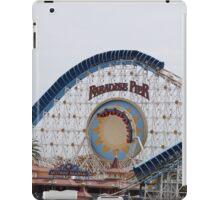 California Screamin' - Paradise Pier iPad Case/Skin