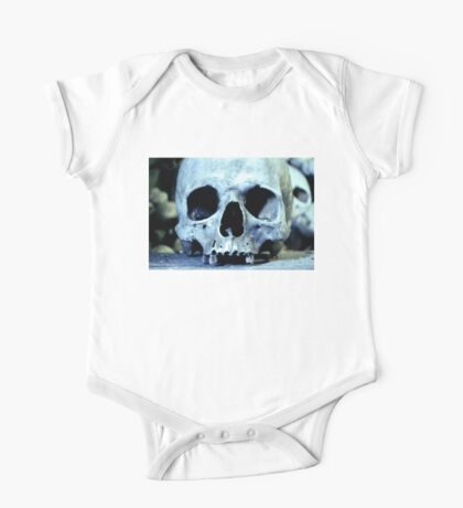 Forever Occupants of The Ossuary I One Piece - Short Sleeve