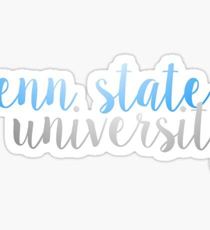 Penn State University - PSU Sticker