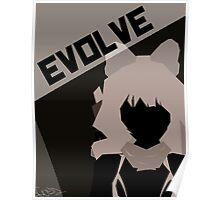 """""""Evolve"""" Poster"""