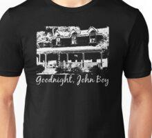 Goodnight, John Boy Unisex T-Shirt