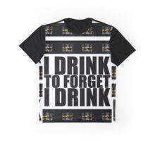 Da Drink Drink Graphic T-Shirt