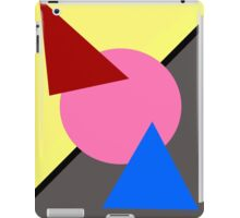 Two Triangle Extravaganza iPad Case/Skin