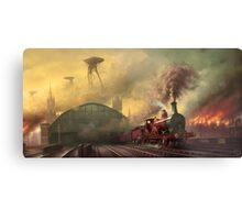 The fall of London Metal Print