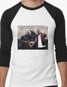 PAID IN FULL Men's Baseball ¾ T-Shirt