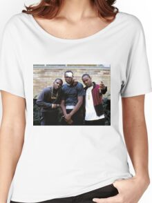 PAID IN FULL Women's Relaxed Fit T-Shirt