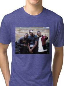 PAID IN FULL Tri-blend T-Shirt