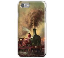 The fall of London iPhone Case/Skin