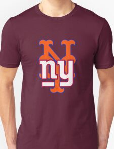 New york Mets Giants mash up T-Shirt