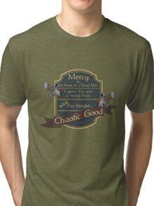 D&D TEE - CHAOTIC GOOD Tri-blend T-Shirt