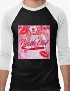 The Punch Line Men's Baseball ¾ T-Shirt
