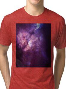 We love space - version 2 Tri-blend T-Shirt