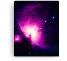 We love space - version 3 Canvas Print