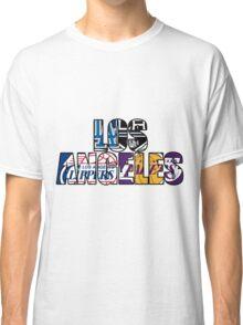 Los Angeles sport team mash ups Classic T-Shirt