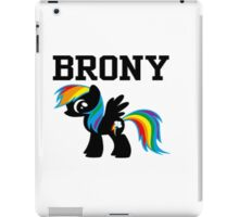 Brony Shirts iPad Case/Skin